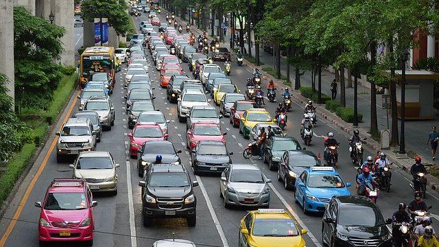 rush hour time